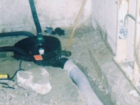 install-sump-pumpdrainage-t